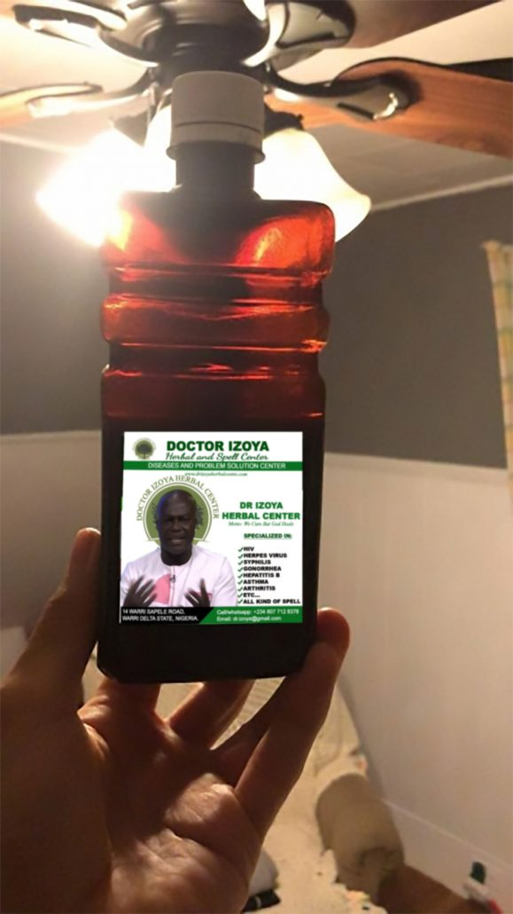 Herbalist Doctor Izoya Herbal Center – We Cure but God Heals